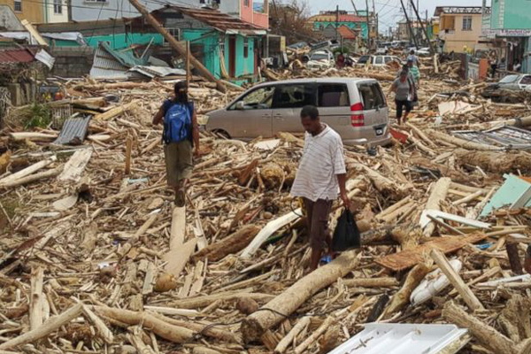 Help the Caribbean rebuild and revive